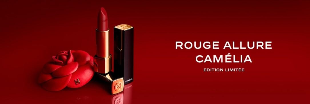 Rouge Allure Camélia CHANEL