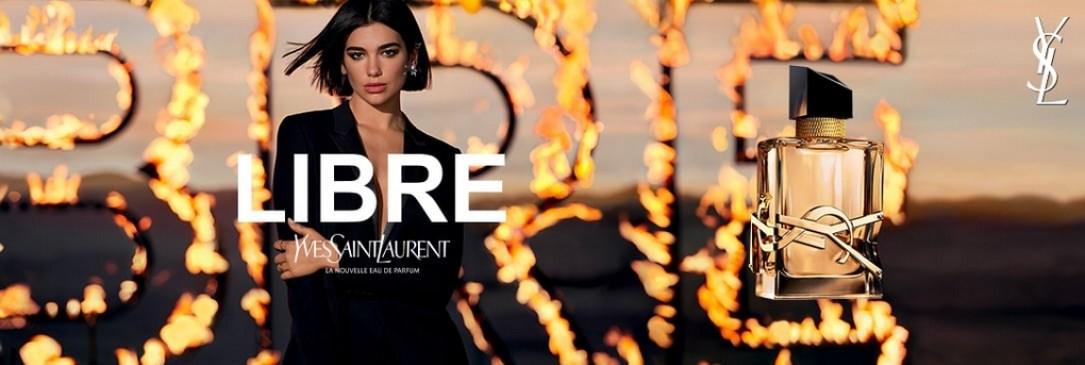 Libre parfum Yves Saint Laurent