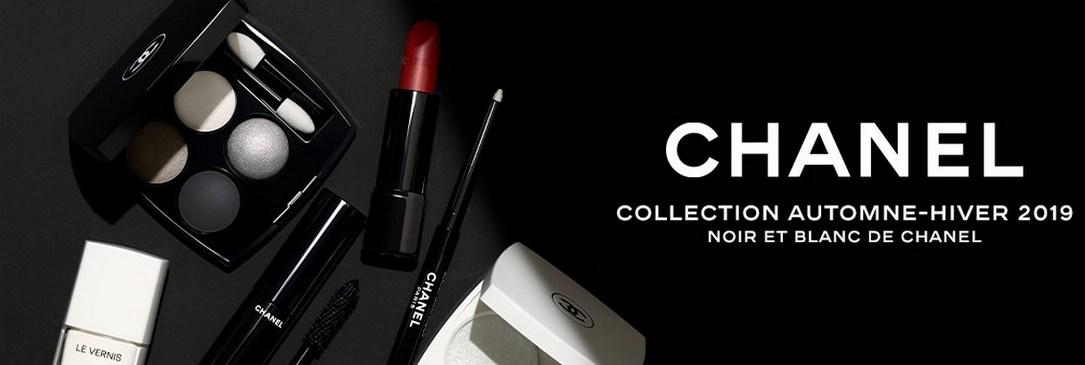 Collection Noir et Blanc de CHANEL