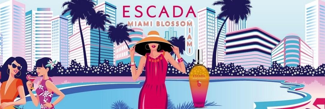 Miami Blossom Escada