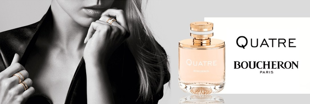 Quatre Eau de Parfum Boucheron