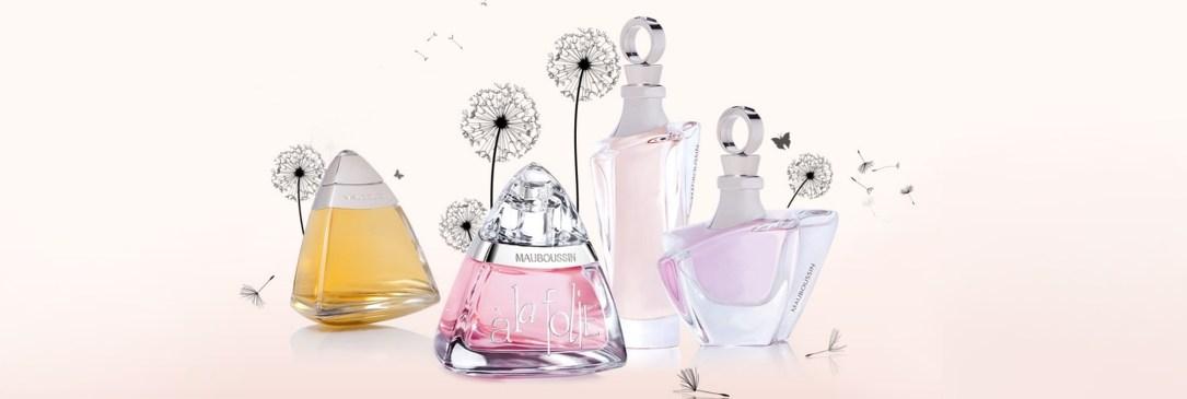 Les parfums Mauboussin