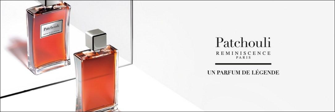 Patchouli, le parfum Réminiscence