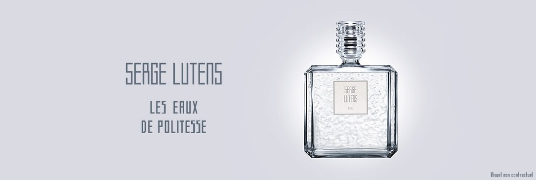 Eaux de Politesse Serge Lutens