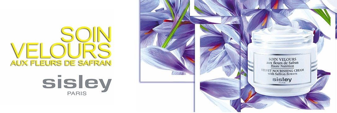 Soin Velours aux Fleurs de Safran Sisley