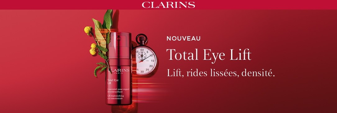 Total Eye-Lift Clarins