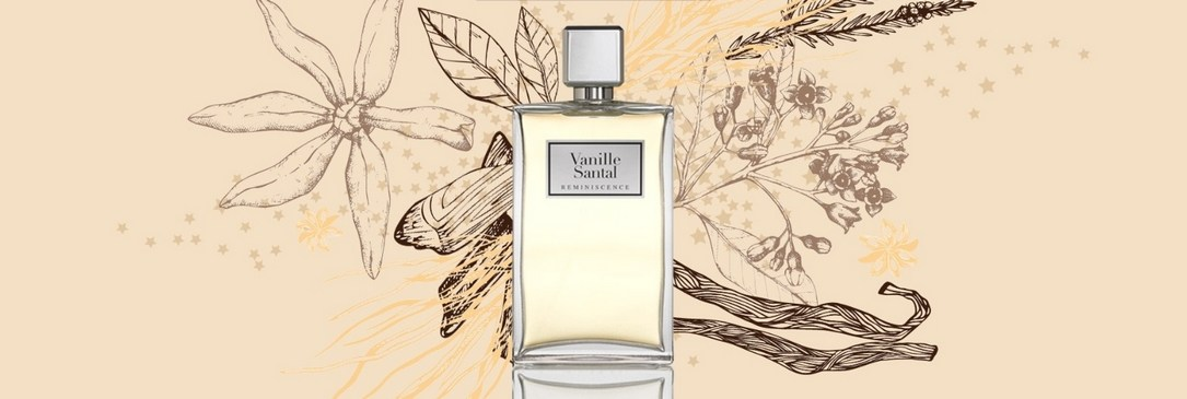 Vanille Santal, nouveau parfum Réminiscence