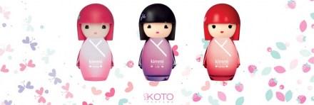 Les parfums Kimmi