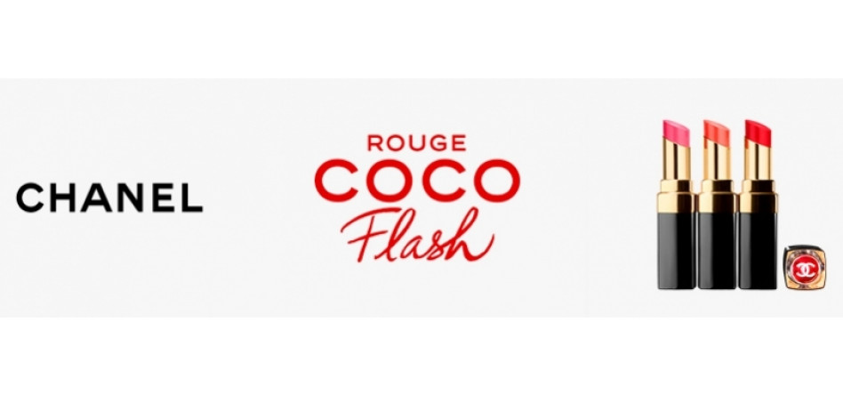 Rouge Coco Flash de CHANEL