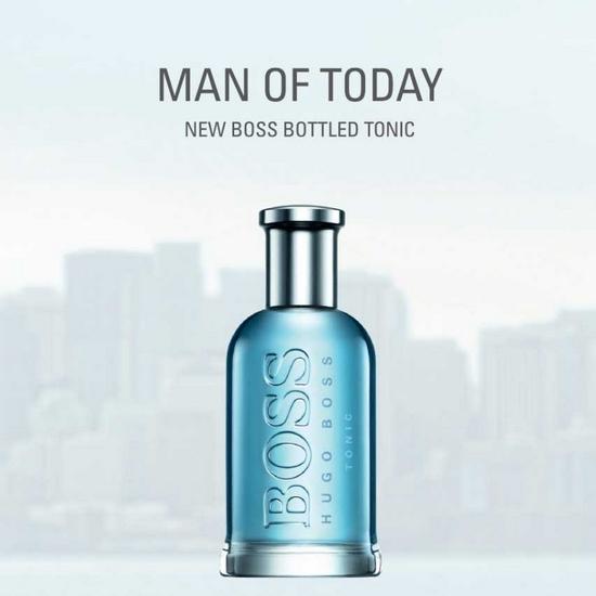 Boss Bottled Tonic, la revisite très réussie d'Hugo Boss