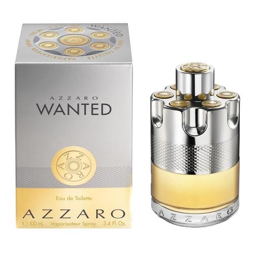 Flacon du parfum Wanted