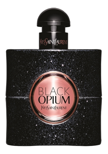 Le flacon Black Opium Yves Saint Laurent