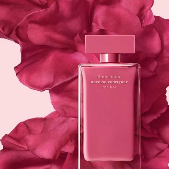 Fleur Musc For Her, un parfait équilibre entre force et romantisme