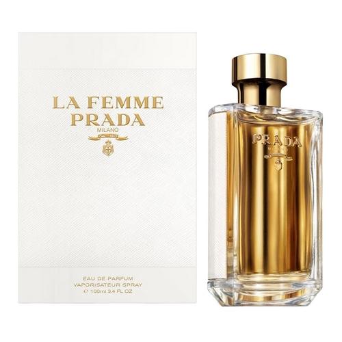 Avis sur le parfum La Femme Prada