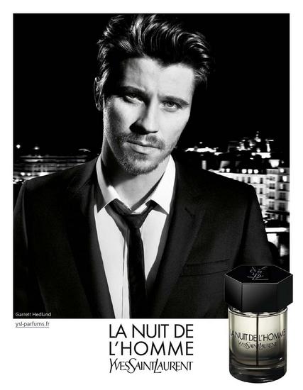 La Nuit de l'Homme d'Yves Saint Laurent, un flacon fait de contrastes