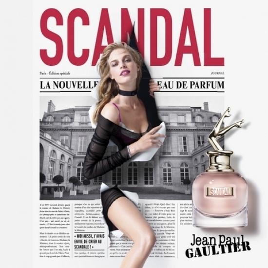 La publicité déjantée de Jean-Paul Gaultier pour le parfum Scandal