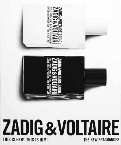 This is Him, le nouveau diamant brut de Zadig & Voltaire