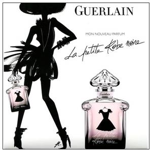 f1e7df3a3af La Petite Robe noire de Guerlain   le flacon