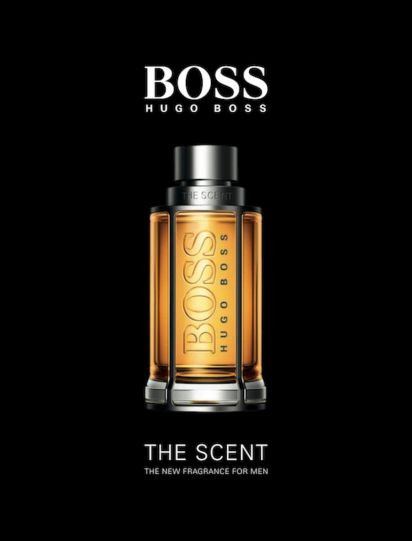 Flacon The Scent d'Hugo Boss